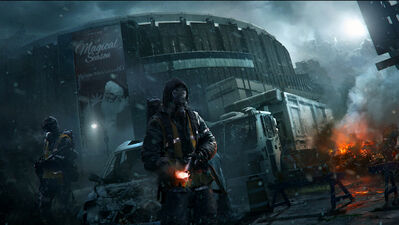 How I Caused the End of the World in Under a Month with 'The Division'