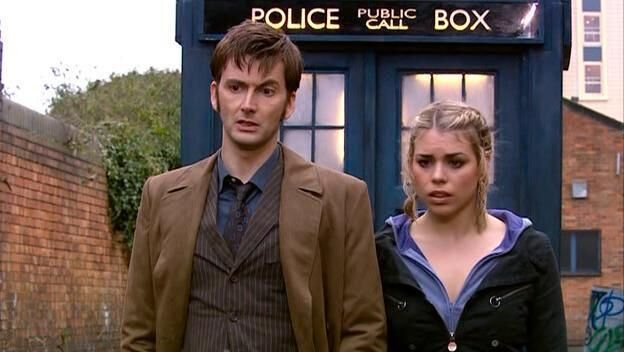 The relationship between the Doctor and Rose was central to Tennant's run