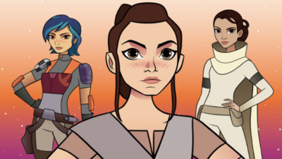 Why is Star Wars Shifting the Focus to Women?