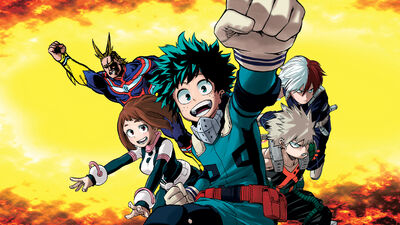 'My Hero Academia' Returns April 1 - Watch the Trailer Now
