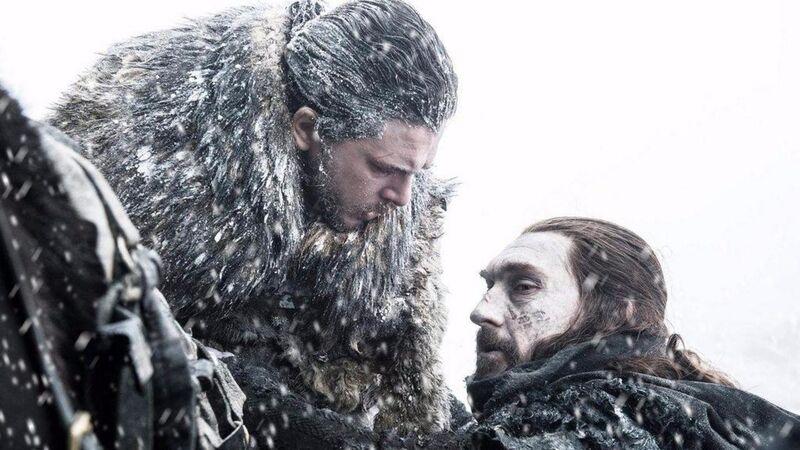 Game of Thrones Jon Snow Benjen Stark