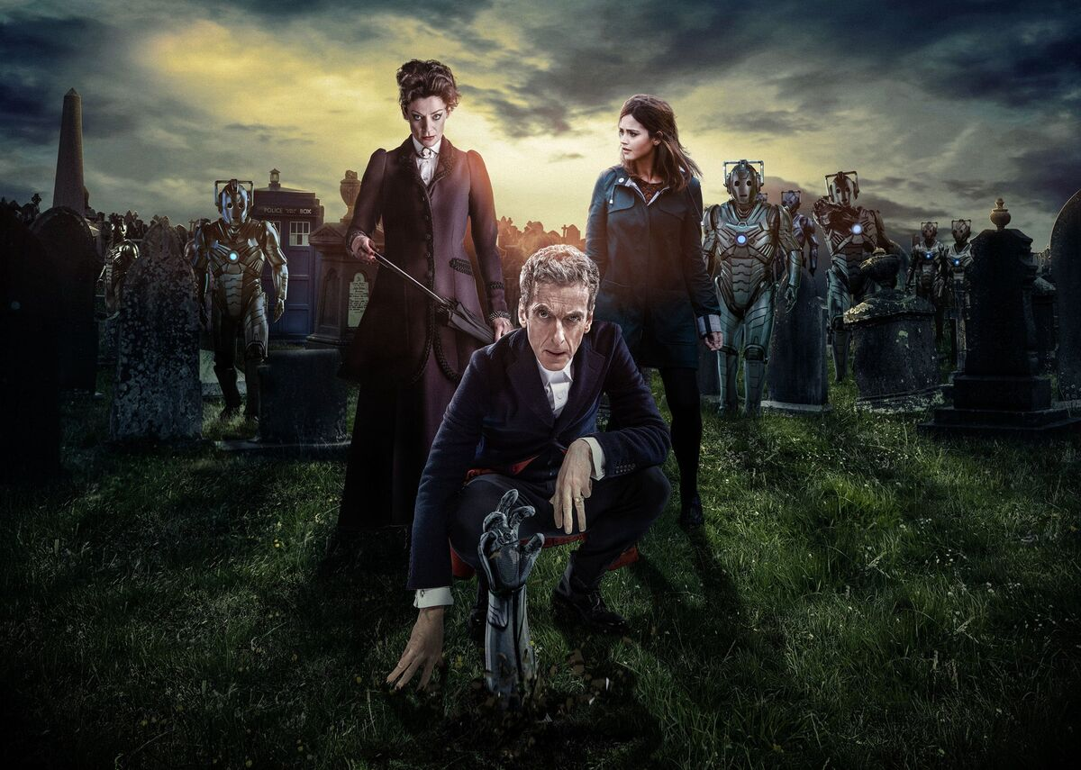 The Twelfth Doctor was a more serious figure than his predecessors