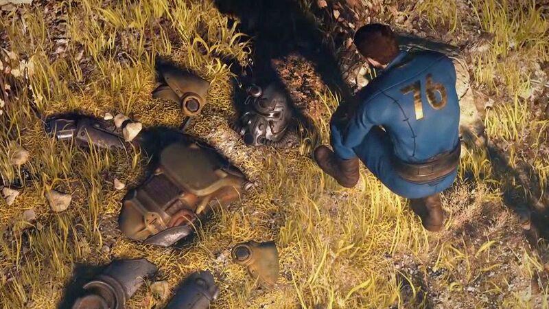 Fallout 76': The Weirdest Things We've Encountered So Far | FANDOM