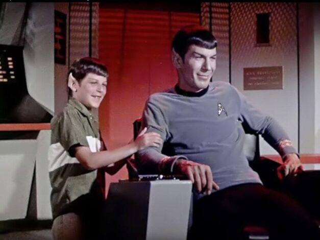star trek catalyst spock leonard nimoy son