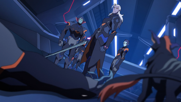 Lotor killed Narti
