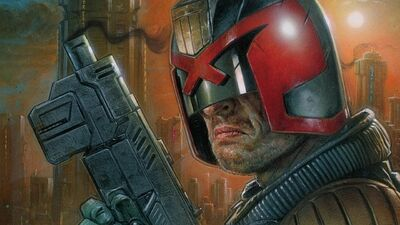 Is 2000 AD Set to Launch The First Interconnected Cinematic and Gaming Universe?