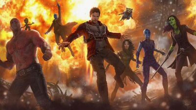 'Guardians of the Galaxy Vol. 2': Who's New to the Team?
