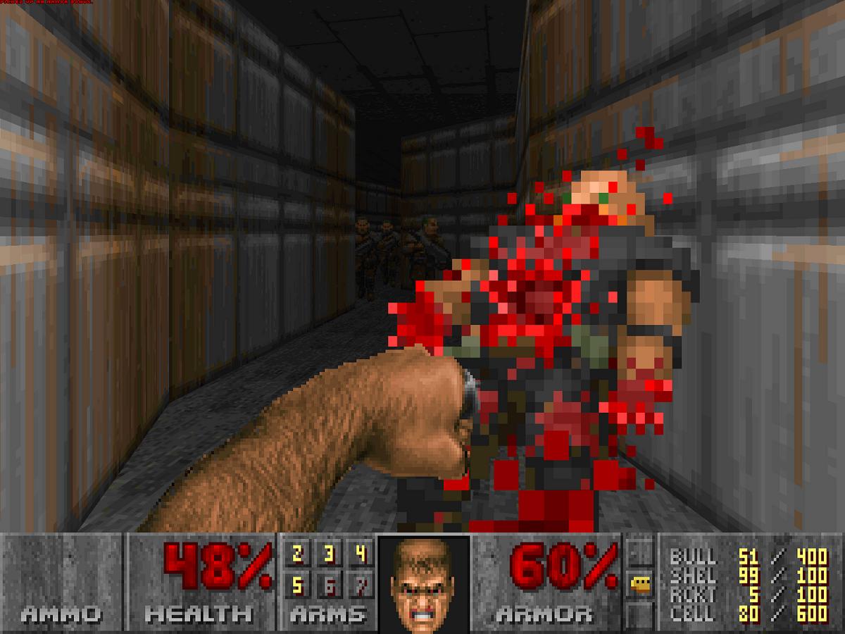 Doom Punch