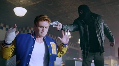 'Riverdale' Finally Revealed the Black Hood - or Did They?
