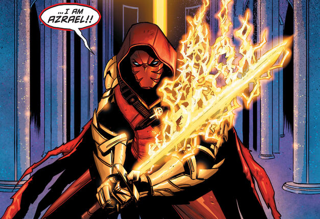 Azrael Jean-Paul Valley New 52
