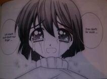 Mayu-Freudentränen