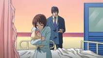 Hiromi schützt Mariko