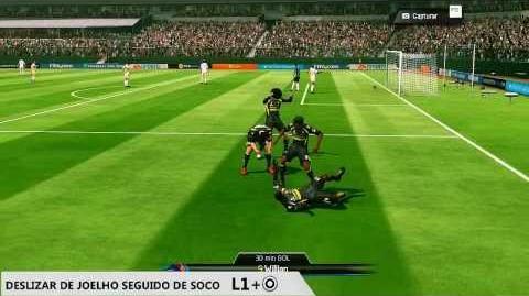 Comemorações FIFA WORLD Controle PS3 1