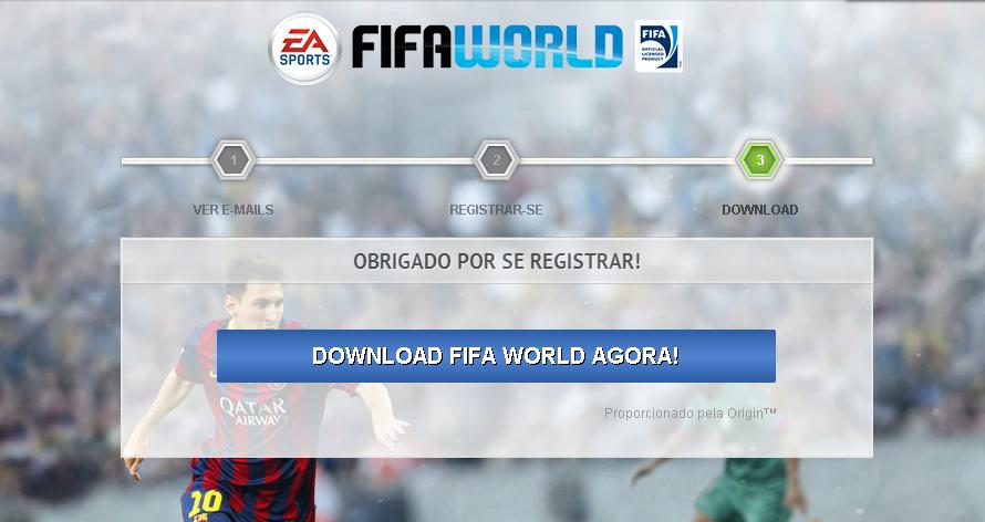FIFA World Download Site de jogo grátis da EA SPORTS™