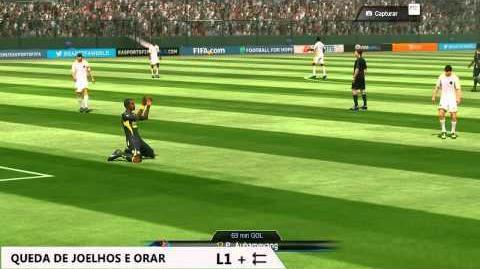 Comemorações FIFA WORLD Controle PS3 4
