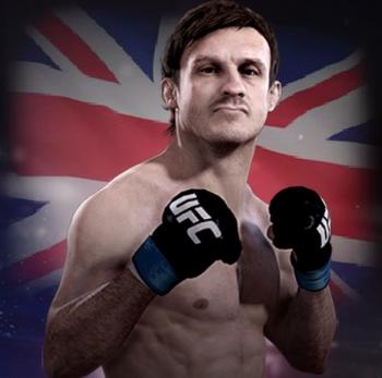 Brad Pickett (Retreat) | EA UFC Mobile Wikia | FANDOM powered by Wikia