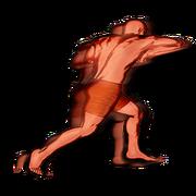 Jones elbow head action