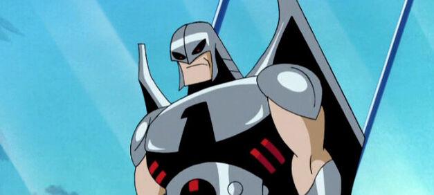 Warhawk Batman Beyond