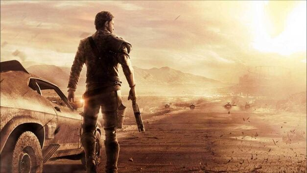Mad Max Video Game PlayStation Sale