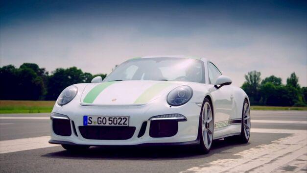 Top Gear Porsche 911 R