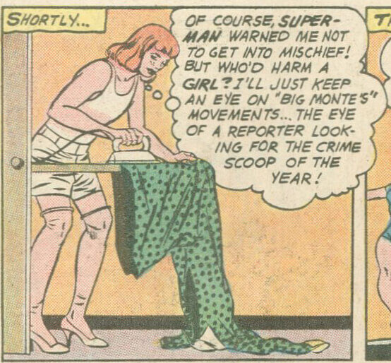 Jimmy Olsen #95 - Miss Jimmy