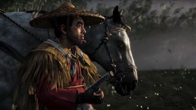 'Ghost of Tsushima' Plays Like an R-Rated 'Breath of The Wild'