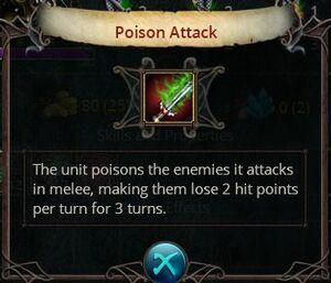 Poison Attack