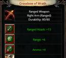 Crossbow of Wrath