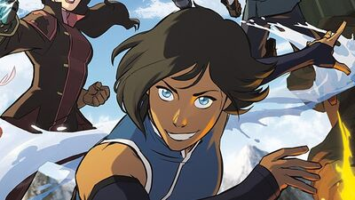 NYCC: 'The Legend of Korra' Returns With Graphic Novel