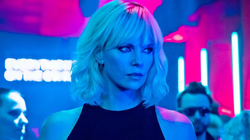 atomic blonde review charlize theron feature Cropped