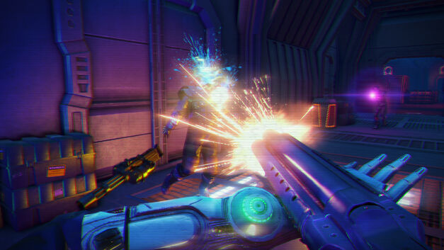 Far Cry 3: Blood Dragon definitely helped spice up the series.