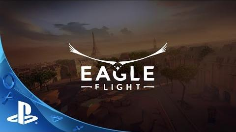 PlayStation Experience 2015 Eagle Flight - Reveal Trailer PS VR