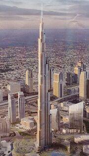 Empire Eagleia Building