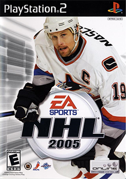 NHL 2005 Coverart