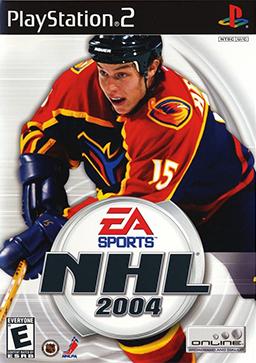 NHL 2004 Coverart
