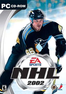 NHL 2002 Coverart