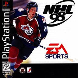 NHL 98 Coverart