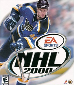 NHL 2000 Coverart