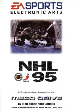 NHL95 MegaDrive