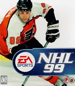 NHL 99 Coverart