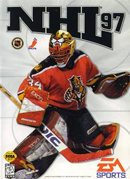NHL 97 Coverart