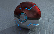 Realistic pokeball by finland1-d5kpbtw