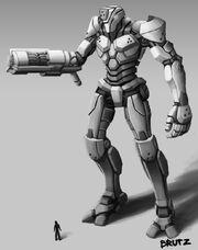 Clorog robot