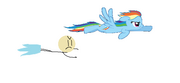 Lorenzo vs rainbow dash