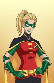 Robin (Stephanie Brown)