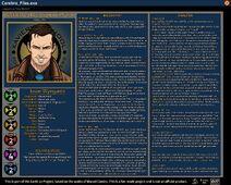 Cerebro Files Jason Wyngarde