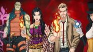 Earth-27 Justice League Dark v