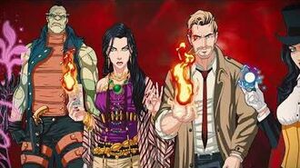Earth-27 Justice League Dark v. 2