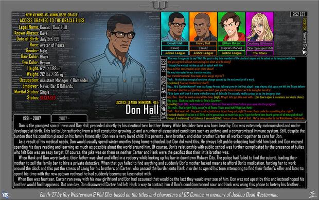 Don Hall 1