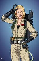 Jenny Moran (Ghostbuster)
